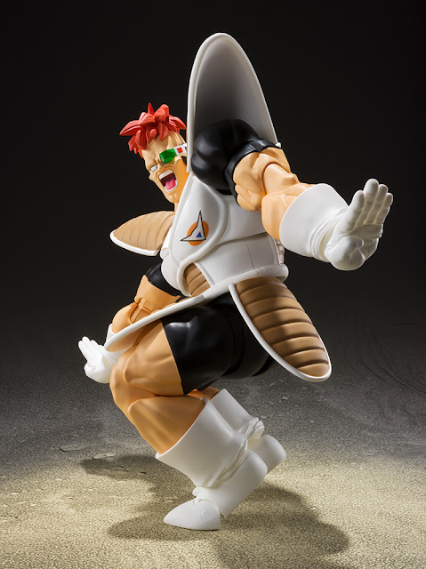 S.H.Figuarts Reecome de Dragon Ball Z - Tamashii Nations
