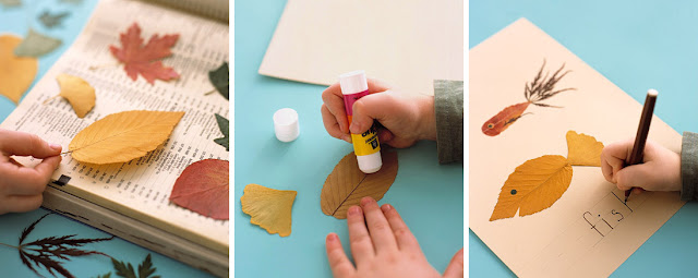 http://www.kokokokids.ru/2011/09/fall-leaves-craft-ideas.html