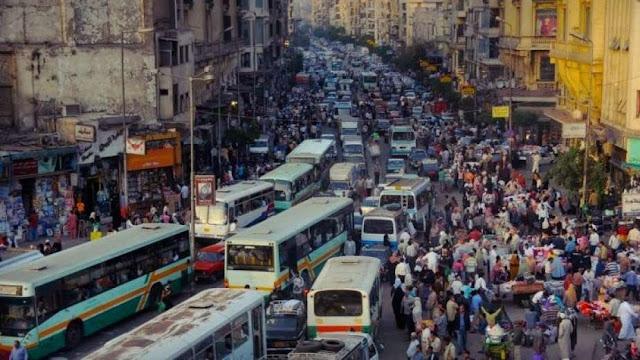 تعداد الشعب المصري يتجاوز رسميا 101 مليون نسمة
