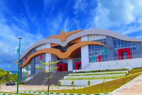 Perpustakaan IAIN Bengkulu: Perpustakaan Nyaman dan Tenang