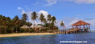 Indahnya Pulau Sikuai Padang