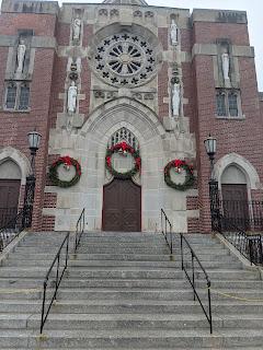 Christmas Masses at St. Mary's