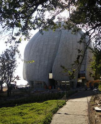 Храм бахаи в Чили