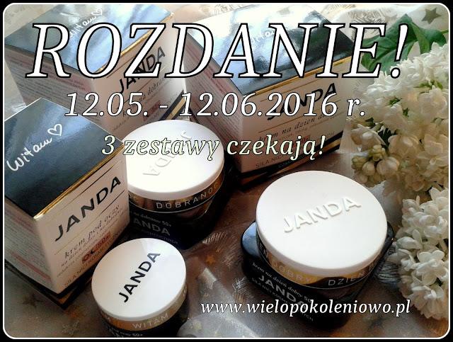 Rozdanie u Wielopokoleniowo.pl