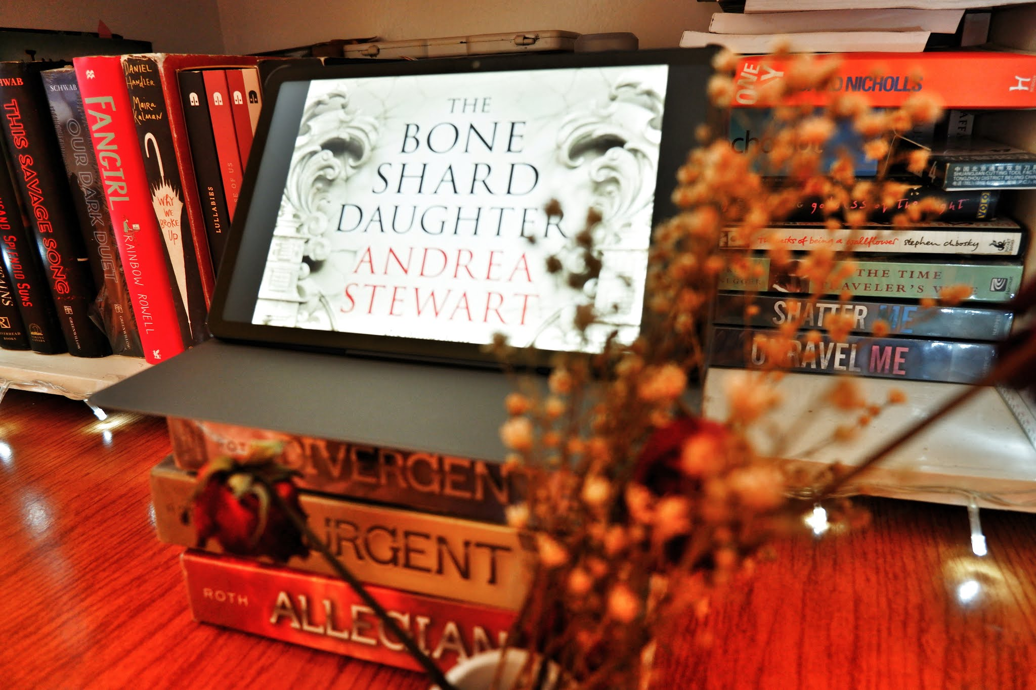 BLOG TOUR: the Bone Shard Daughter by Andrea Stewart