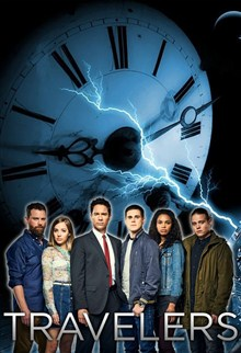 Travelers – Todas as Temporadas – Dublado / Legendado