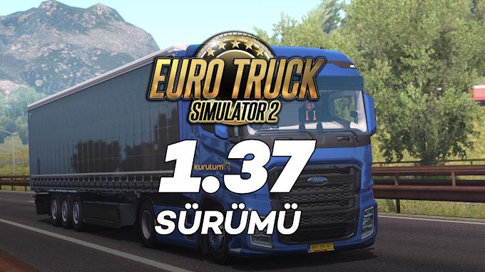 Euro Truck Simulator 2 1.37 + 71 DLC Tek Link İndir