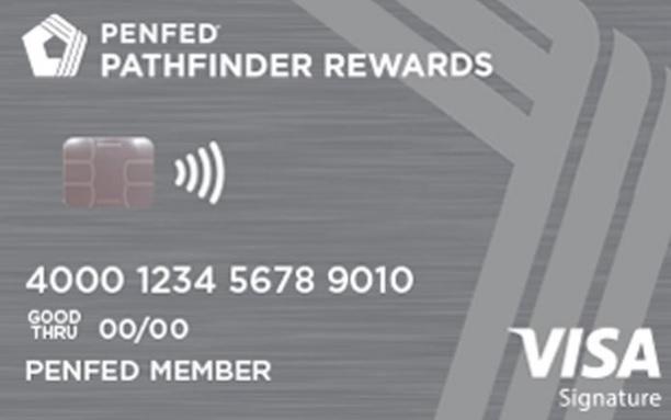 Review PenFed Pathfinder Rewards Credit Card [50,000 Bonus Offer]