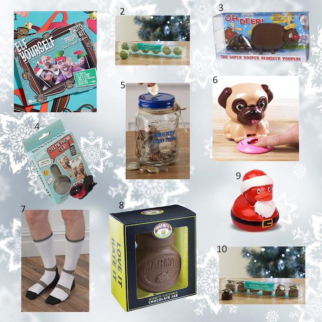 Stocking Fillers Favourites & Secret Santa Gift Ideas All Under £5
