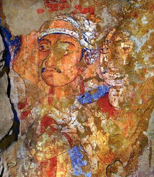 termez uzbekistan buddhist sites, uzbekistan kara tepe buddhist termez, uzbekistan art craft textile tours
