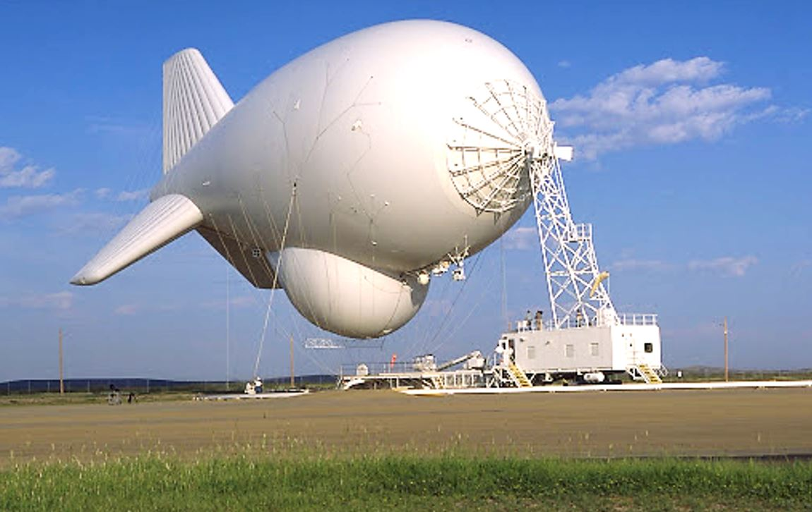 Aerostat Air Defence Radars