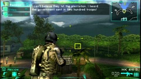 Tom Clancy's Ghost Recon: Predator screenshot 1