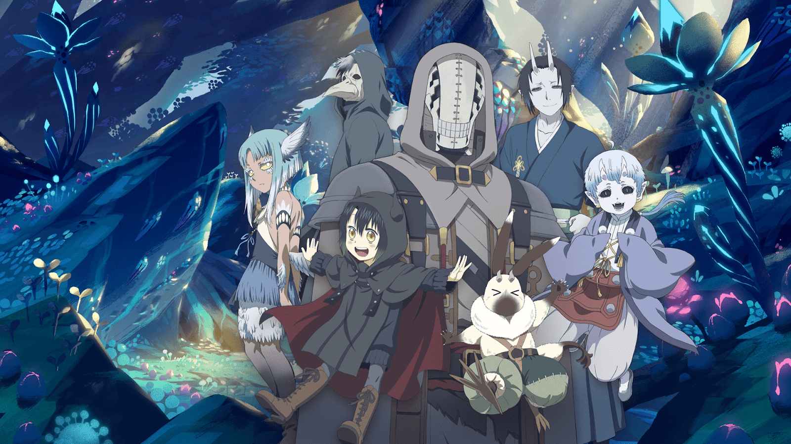 Somali To Mori No Kamisama (1-12) Batch Subtitle Indonesia