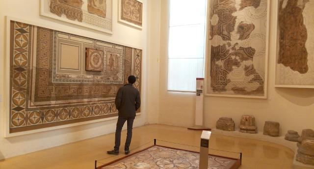 Sala de mosaics