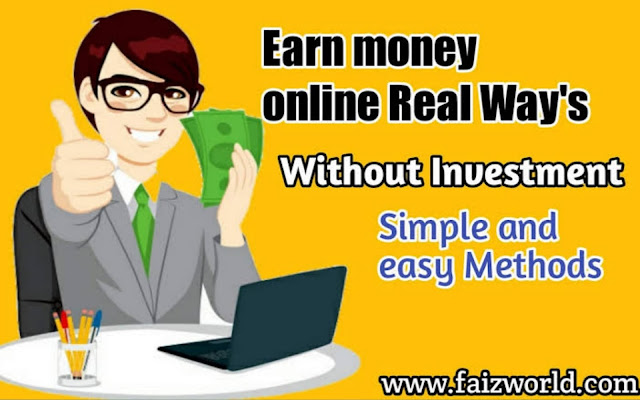 how to earn money without investmenthow to earn money online with google