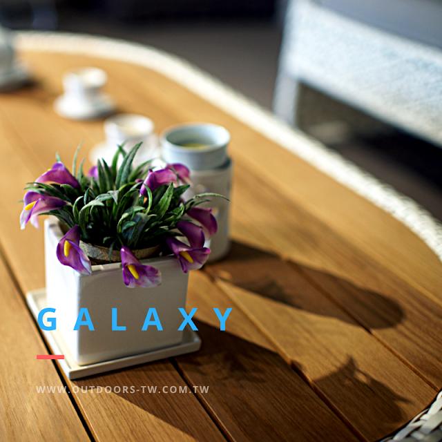 銀河藤編咖啡桌1