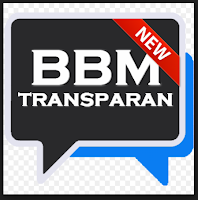 download bbm transparan