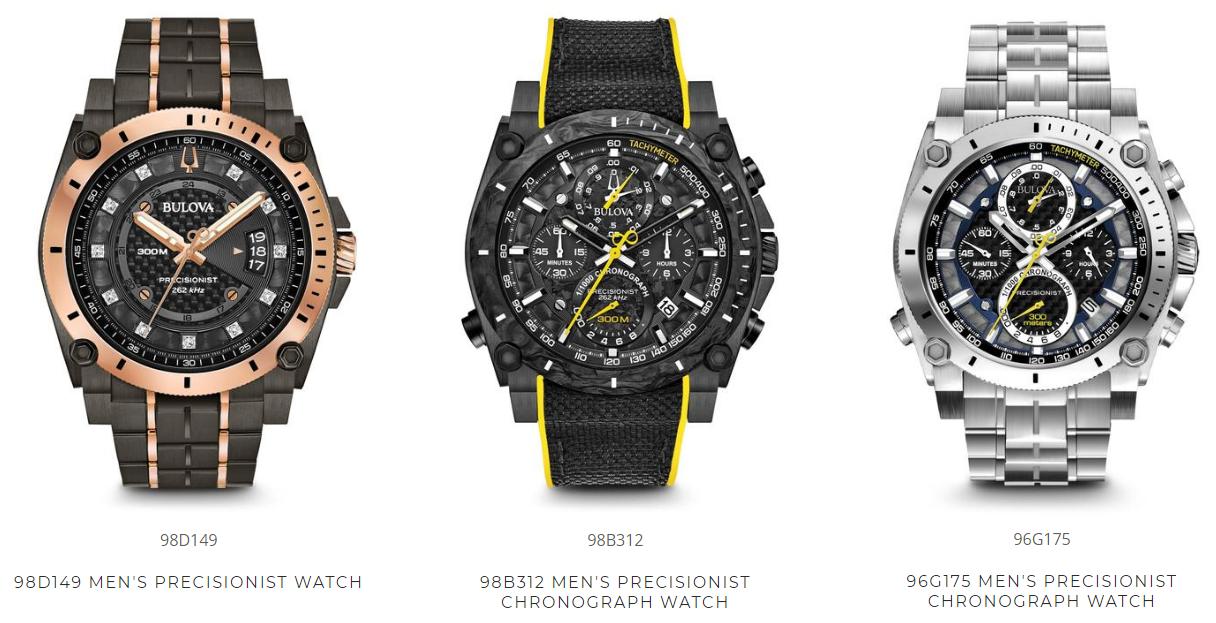 Bulova jam tangan pria
