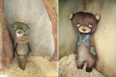 Velký péro medvěd tumblr
