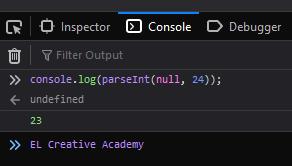 Trik 3: Fungsi parseInt() pada JavaScript