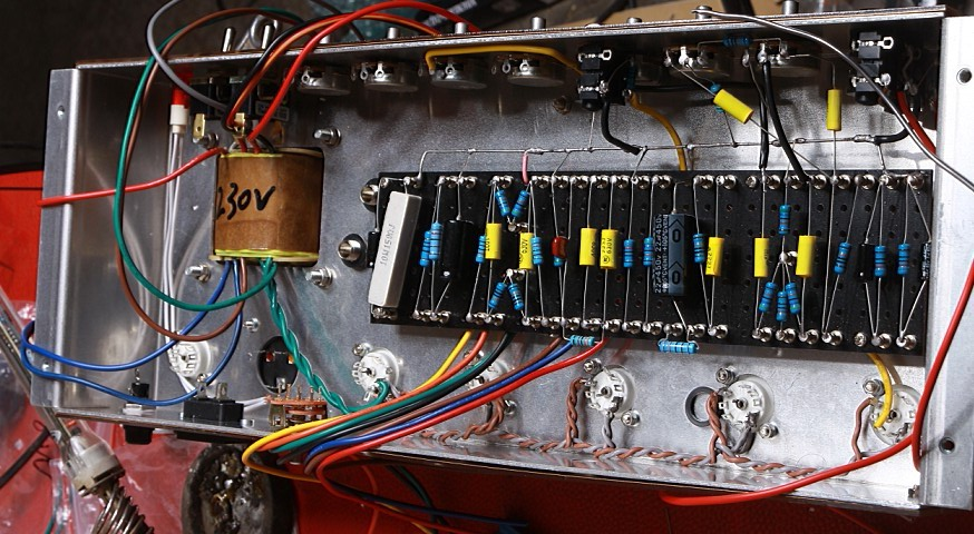 Genthry+18+Watt+18w+tmb+2 Hand Wired Tube Amp Wiring Diagram on