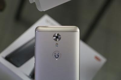 gionee A1 back camera