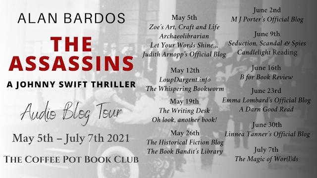 The Assassins Tour Schedule Banner