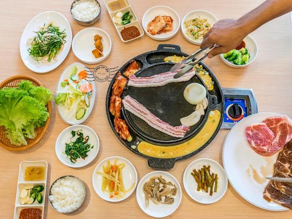 Miga Korea BBQ @ Bayan Lepas, Penang