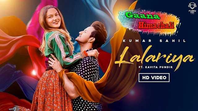 Lalariya mp3 Song Download Kumar Sahil ~ Gaana Himachali