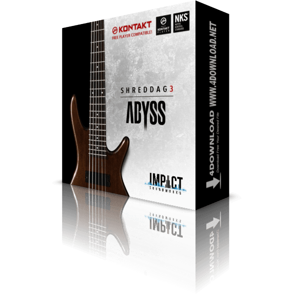 Download Shreddage 3 Abyss KONTAKT Library