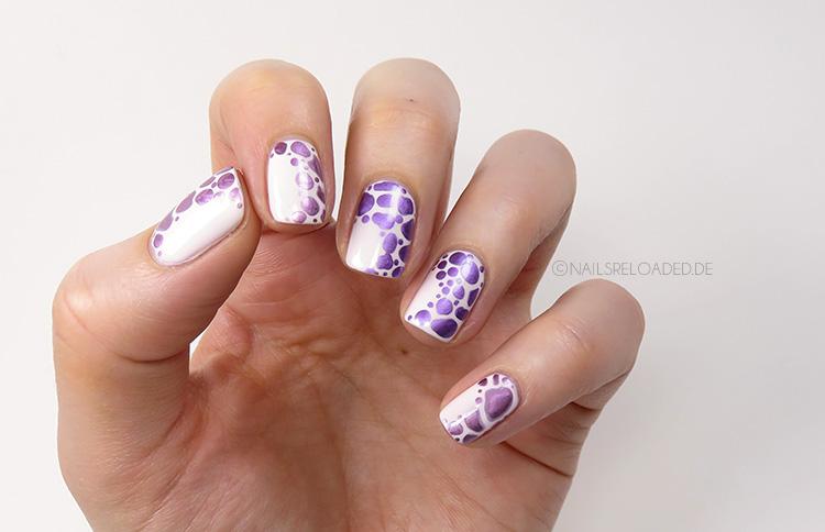nageldesign blobbicure nails reloaded by naileni mein blog ber nagellack und nageldesign. Black Bedroom Furniture Sets. Home Design Ideas