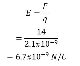 فيزياء3 مقررات -حل أسئلة المقنن الفصل السادس (المجالات الكهربائية )