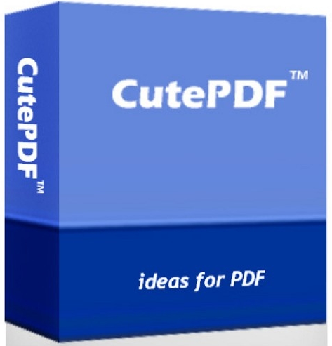 CutePDF Writer 3.0 2015 Free Download