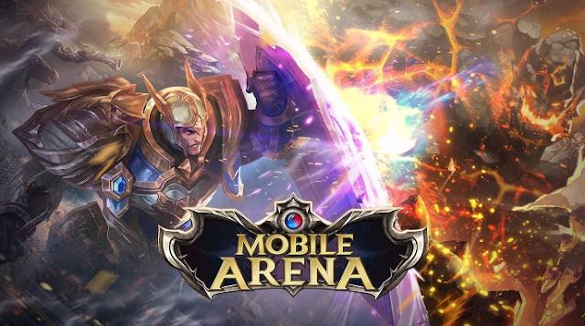 Cara Mendapatkan Voucher Mobile Arena GRATIS