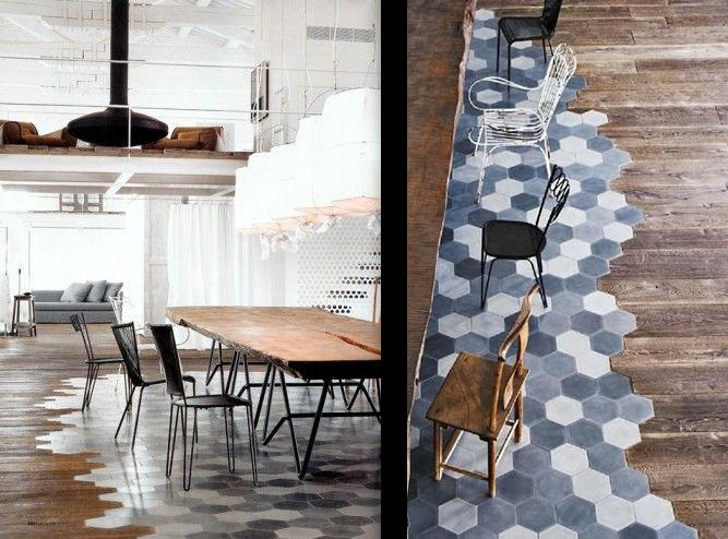 la fabrique d co tendance carrelage et parquet des sols insolites. Black Bedroom Furniture Sets. Home Design Ideas