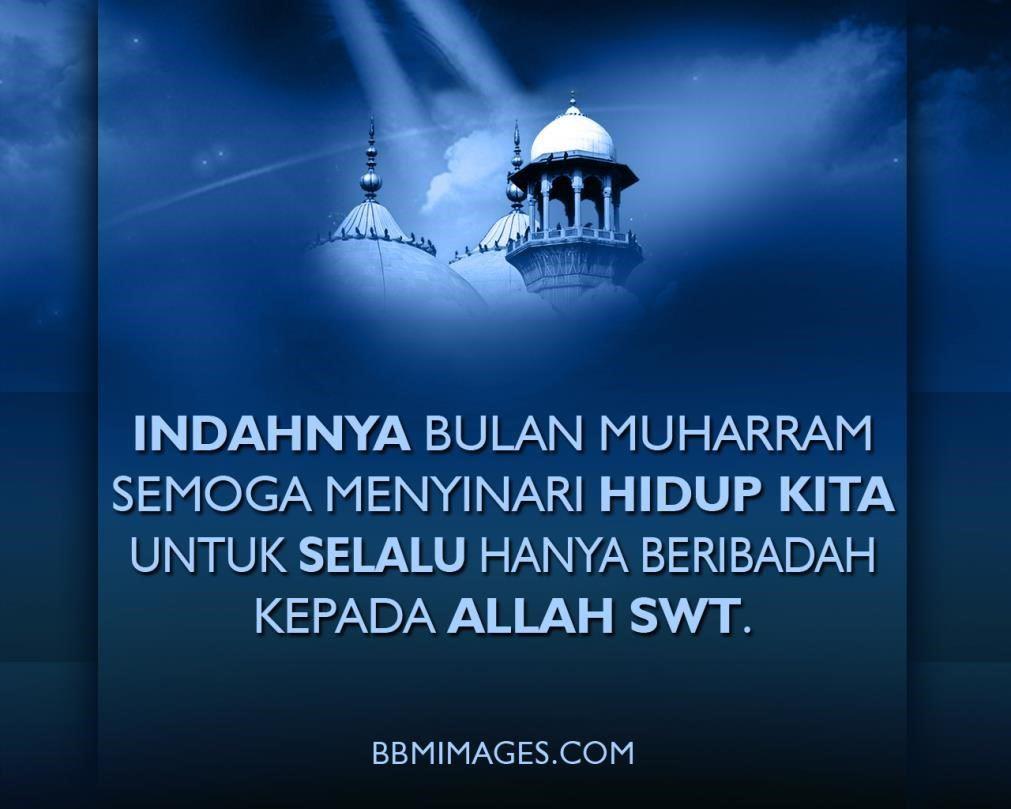 dp bbm tahun baru islam