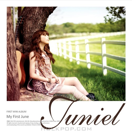 JUNIEL – My First June – EP (FLAC + ITUNES PLUS AAC M4A)