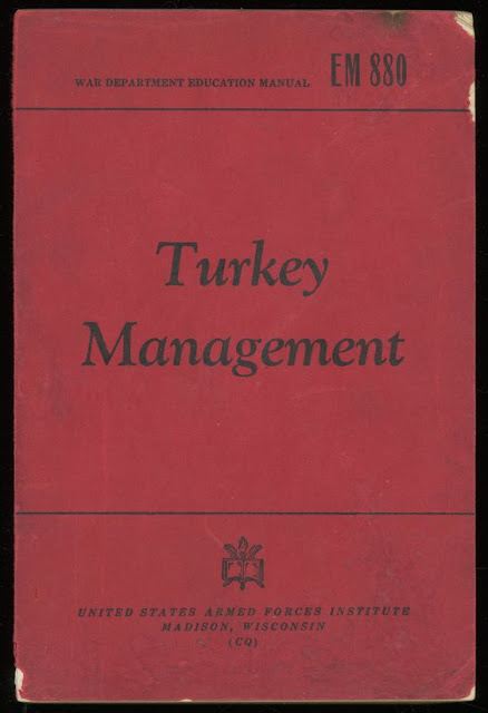 Military Manual Turkey Management war department education manual em-880, 1944. Military intelligence is an oxymoron and other stories of Military Intelligence marchmatron.com