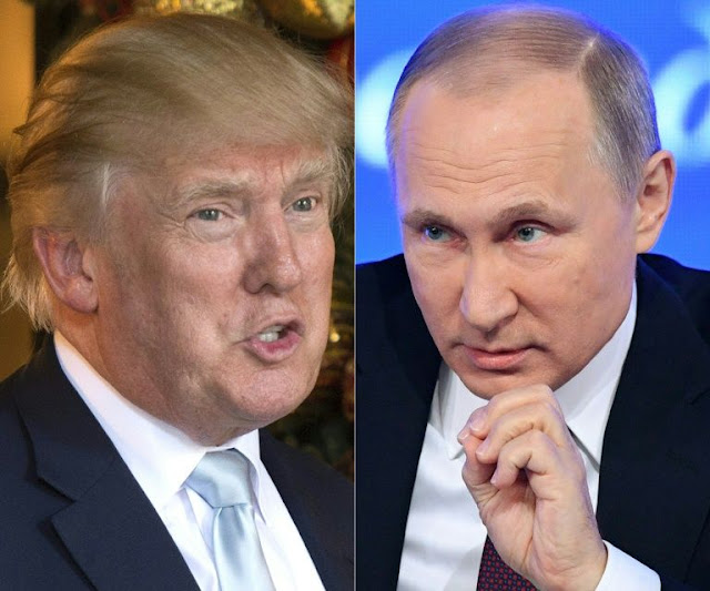 Putin refuses to expel US diplomats, Trump applauds