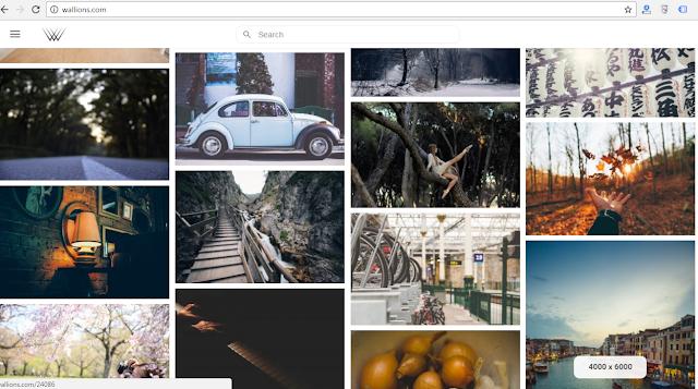 أفضل مصدر على الإنترنت يوفر لك صور عالية الدقة مجانا