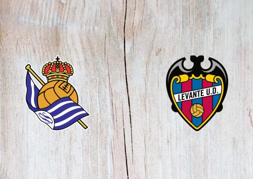 Real Sociedad vs Levante -Highlights 30 October 2019