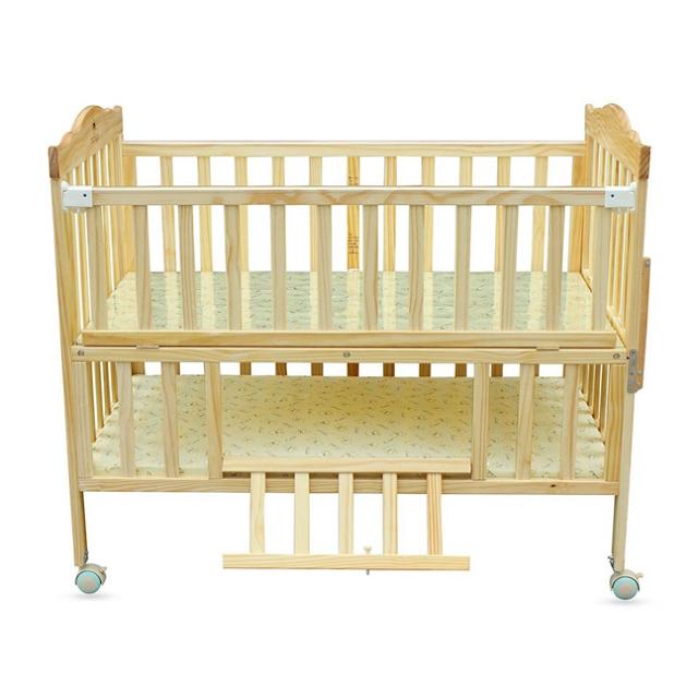 Giường ngủ bé từ 0-2 tuổi .