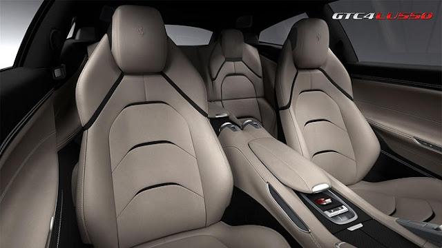 Ferrari-GTC4Lusso interior
