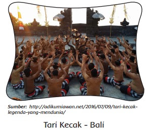 Tari Kecak - Bali www.simplenews.me