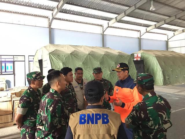 BNPB Dukung Lintas Institusi dalam Penanganan Potensi Wabah Penyakit Covid19