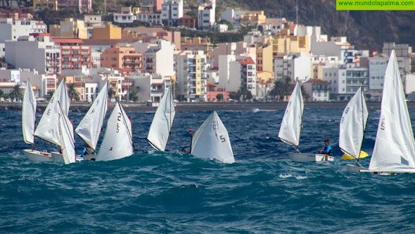 Todo a punto para el Campeonato de Canarias de Optimist-Trofeo Naviera Armas
