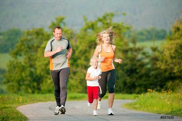 Malas Bergerak Bisa Bikin Sesak Nafas, Ayo Olahraga!