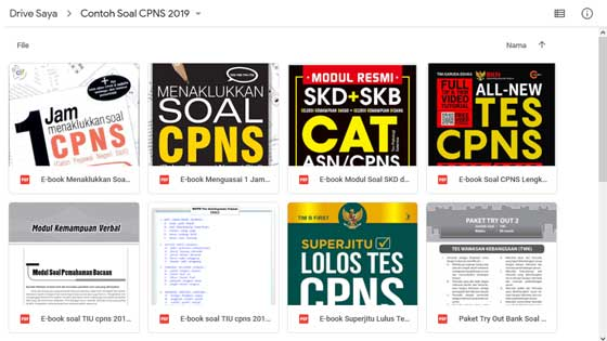 download ebook bank soal cpns 2019