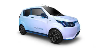 Upcoming Mahindra Electric Car