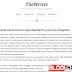 TheWriter Blogger Template – Mẫu Giao Diện Cho Nhật Ký